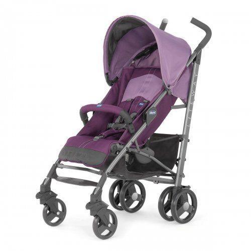 Chicco Wózek LiteWay Top z pałąkiem Purple - DARMOWA DOSTAWA!!!