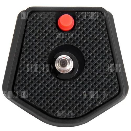 785pl quick release plate camara mount with 1/4 inchscrew for manfrotto modo 785b 785shb marki Gearbest