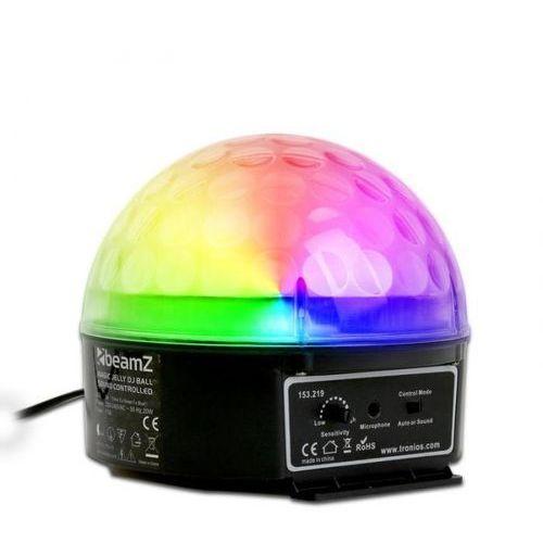 Magic jelly efekt świetlnyled, rgb sterowanie muzyką marki Beamz