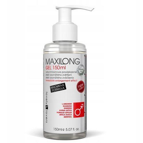 Lovery lovers Maxilong - żel błyskawicznie powiększający penisa