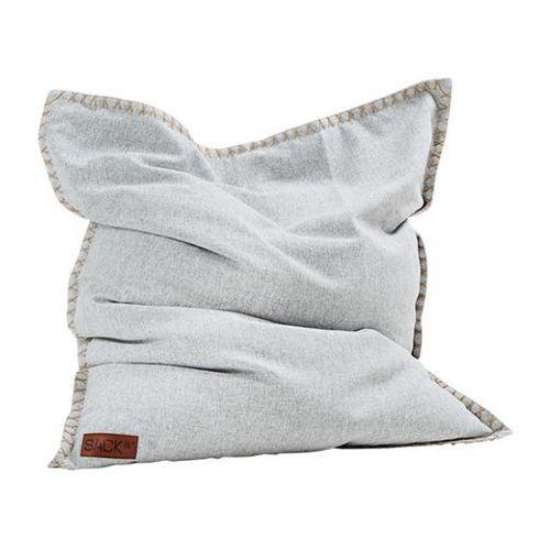 Pufa SACKit SQUAREit Cobana Junior Outdoor 100x130 biała
