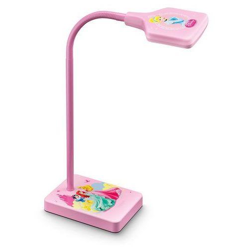 Lampka biurkowa PHILIPS 717702816 Disney Księżniczki Różowy + DARMOWY TRANSPORT!