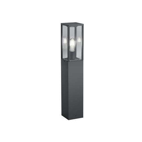Trio garonne 401860142 lampa stojąca zewnętrzna ogrodowa ip44 1x60w e27 antracyt (4017807433258)