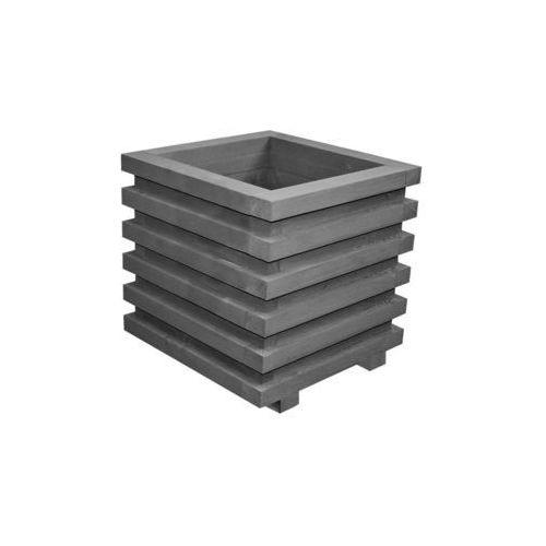 Doniczka kwadratowa parma/wien 34 x 34 cm marki Werth-holz