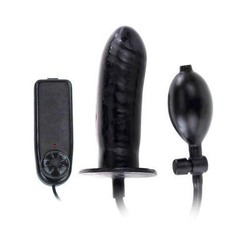 Pompowany penis analny z wibracjami Bigger Joy Dildo 310887 - sprawdź w wybranym sklepie
