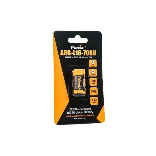FENIX Akumulator ARB-L16 RCR123 700 mAh (6942870303208)