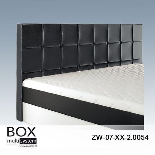 Zagłówek Z-07 - Multisystem BOX, Wymiar - 90x200, Wersja - ZSD-gr.3 - Salon firmowy M&K Foam Koło ()