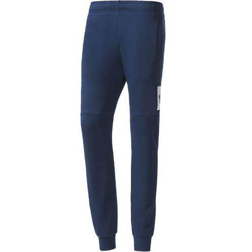 Spodnie adidas Essentials Box Logo Pants BS4996, bawełna
