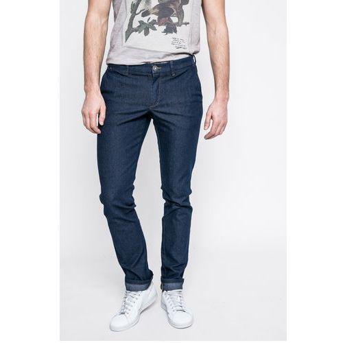 - jeansy marki Trussardi jeans