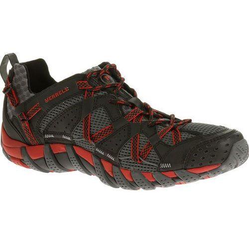 Merrell waterpro maipo buty mężczyźni czerwony/czarny 44 2018 buty kajakowe
