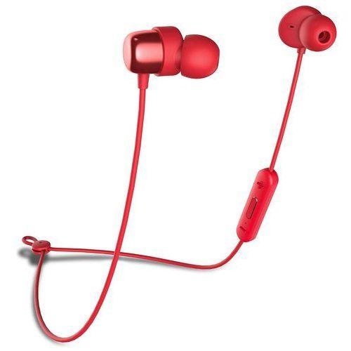 Niceboy słuchawki bluetooth HIVE E, czerwony - BEZPŁATNY ODBIÓR: WROCŁAW!