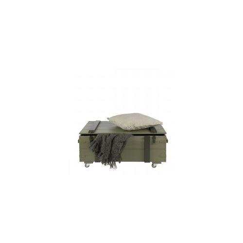 Skrzynia na kółkach DERK XL leśny zielony - Woood