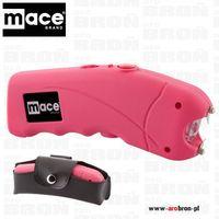 Paralizator MACE Mini Led 80324 pink - różowy, moc 2 400 000 V, wbudowany akumulator, diodowa latarka