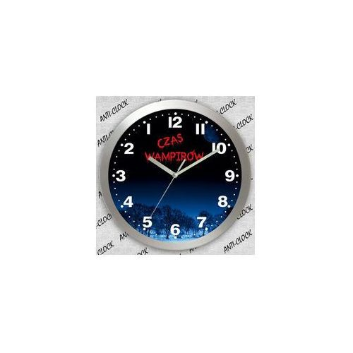 Anty-zegar aluminiowy czas wampirów marki Atrix