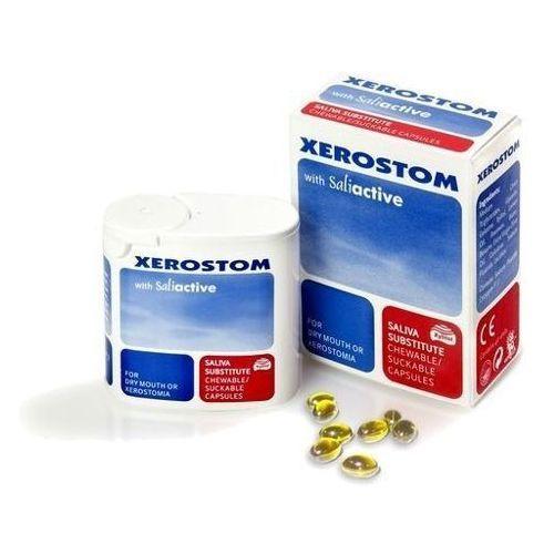 Biocosmetics Xerostom dry mouth capsules x 40 kapsułek