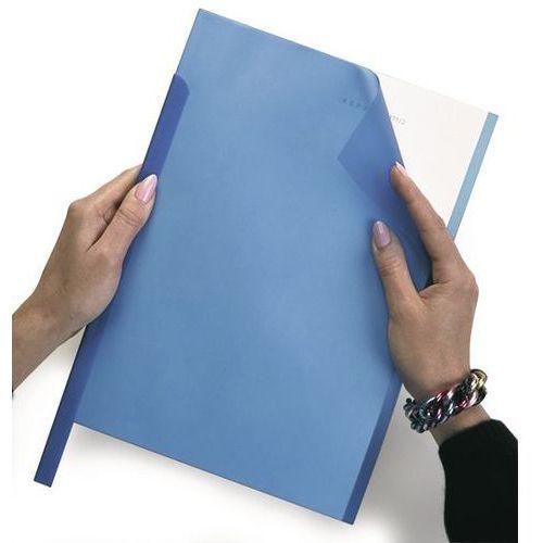 Okładka do grzbietu wsuwanego a4, 2919 niebieska marki Durable