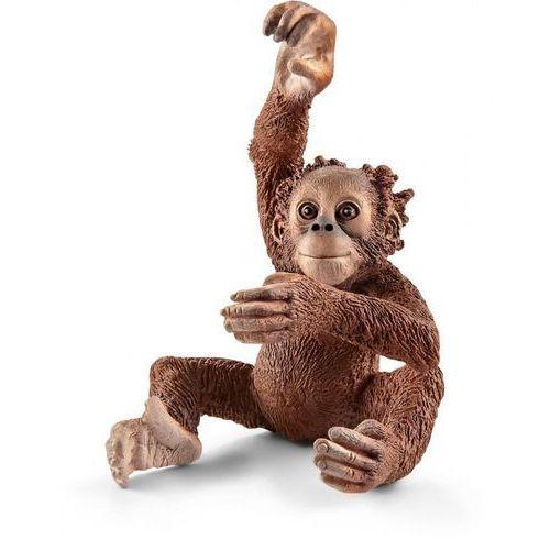 Orangutan - młody slh14776 - marki Schleich