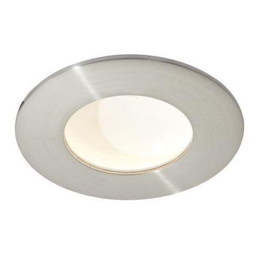 Oczko okrągłe LED Colours Regas 450 lm nikiel 3 szt., 72265