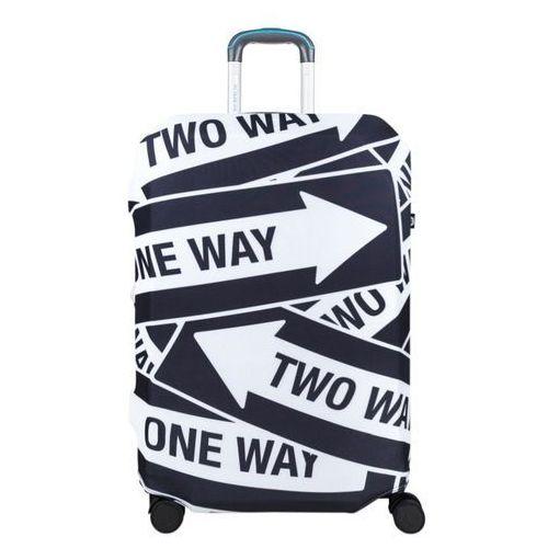 pokrowiec na dużą walizkę / rozmiar l / all ways - all ways marki Bg berlin