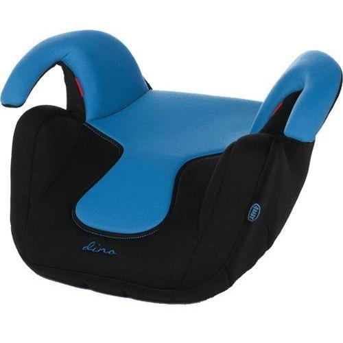 siedzisko samochodowe dino xv (15-36kg) – niebieski, marki 4baby