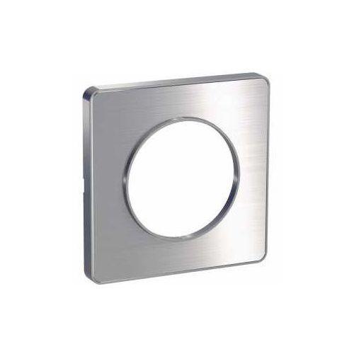Schneider Ramka pojedyncza odace touch s53p802j inox aluminium
