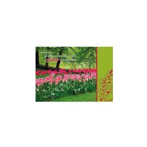 Kartka Tulipan - piękno z kategorii Dewocjonalia