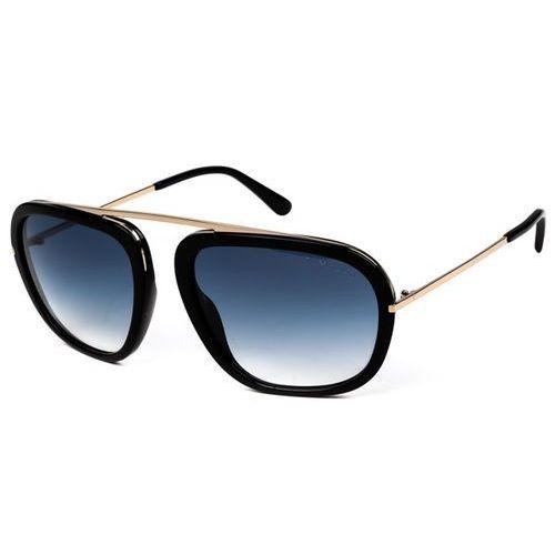 Okulary Słoneczne Tom Ford FT0453 JOHNSON 01P