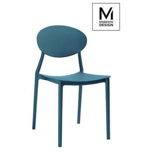 Modesto design Modesto krzesło flex morskie - polipropylen - morski
