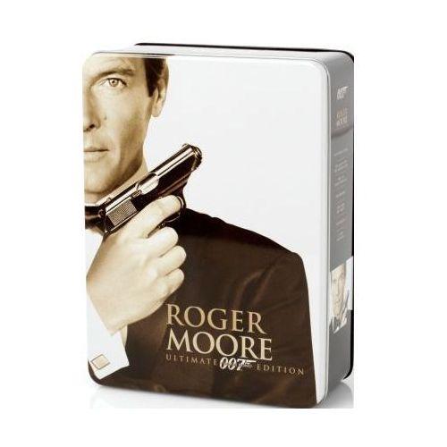 007 Bond Collection - Roger Moore (7xDVD) - Lewis Gilbert, John Glen, Guy Hamilton