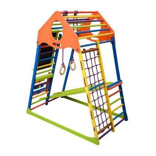 Wielofunkcyjny plac zabaw dla dzieci Kindwood Set Plus Insportline - OKAZJE