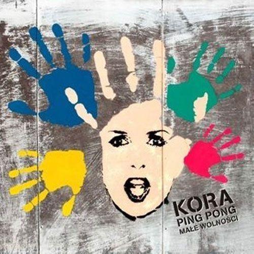 Emi music poland Kora - ping pong, małe wolności + odbiór w 650 punktach stacji z paczką!