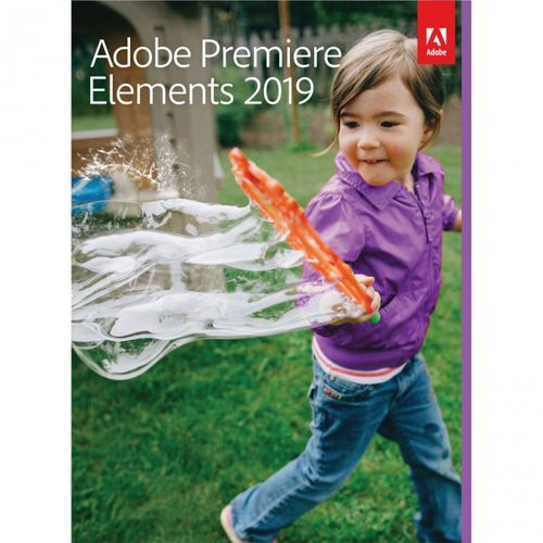 Adobe premiere elements 2019 esd win / mac (5051254647775)
