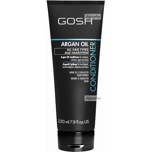 GOSH - AGRAN OIL - CONDITIONER - Odżywka do włosów z olejem arganowym (5711914104764)