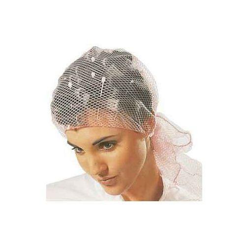 Sibel Siatka do włosów resille setting net - różowa