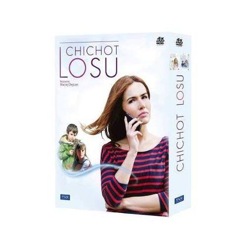 Film TELEWIZJA POLSKA S.A. Chichot losu (4 DVD) (5902600067009)