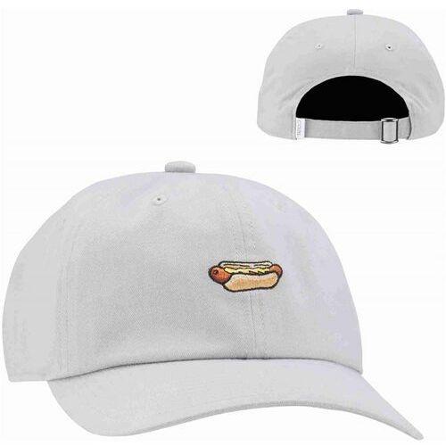 czapka z daszkiem COAL - The Jones Grey (Hot Dog) (01) rozmiar: OS