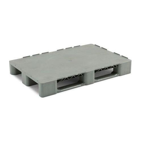 Paleta plastikowa 1200x800 4000 kg grey marki Aj