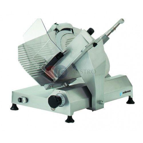 Edenox Krajalnica elektryczna do wędlin profesjonalna śr. ostrza 350 mm cgp-350