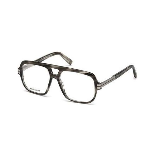 Okulary Korekcyjne Dsquared2 DQ5208 020