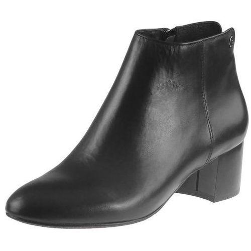 Botki Nessi 878/N - Czarne 14, kolor czarny
