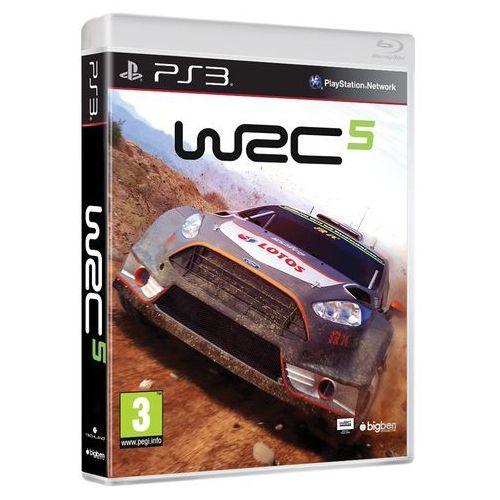 WRC FIA World Rally Championship 5 (PS3)