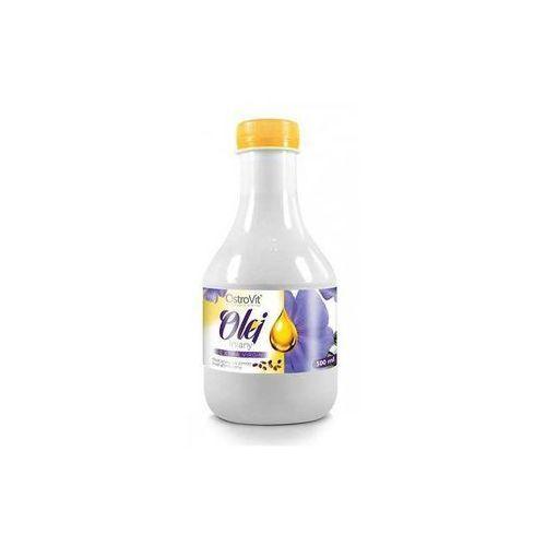 Ostrovit olej lniany extra virgin - 500ml