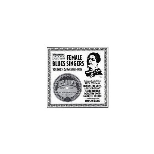 Document records Female blues singers. . . (0714298550924)