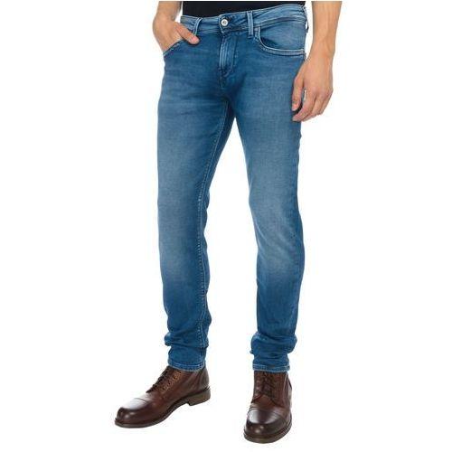 Pepe jeans hatch dżinsy niebieski 31/32