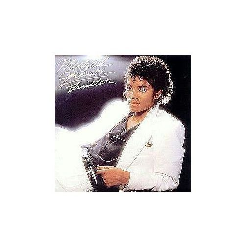 MICHAEL JACKSON - THRILLER (CD) (5099750442227)