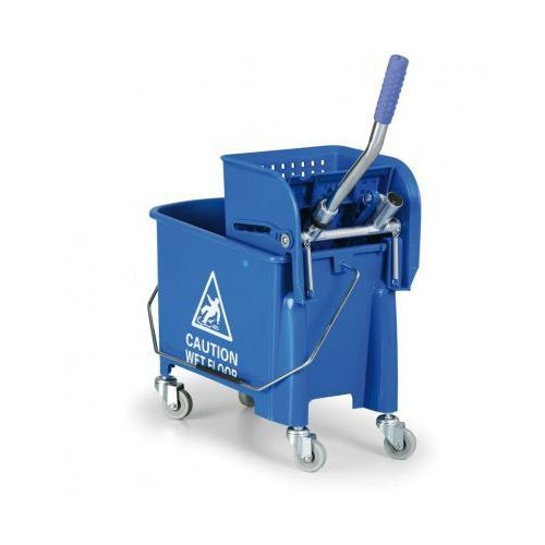 B2b partner Plastikowe wiaderko do sprzątania