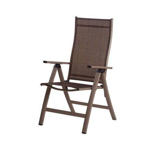 Rojaplast krzesło london cappuccino-champagne