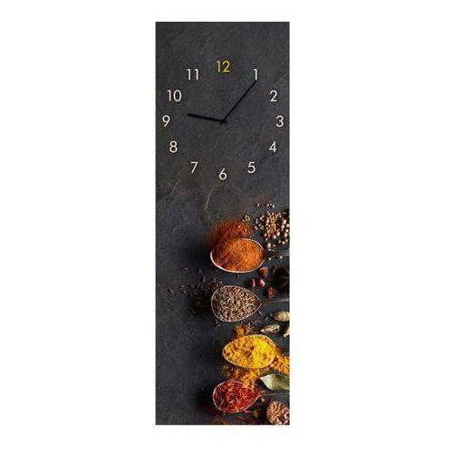 Zegar ścienny spices bh003 wielobarwny marki Styler