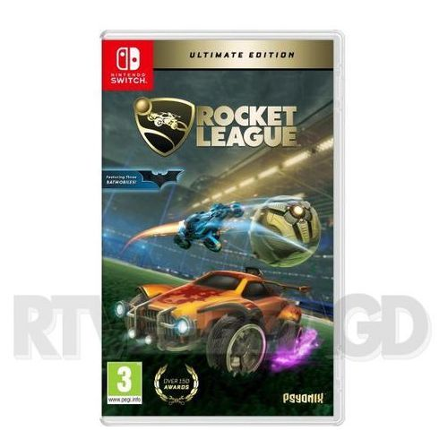 Wb games Rocket league - edycja ultimate