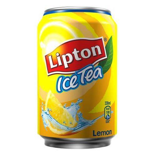 Pepsi Napój niegazowany lipton ice tea lemon 330 ml
